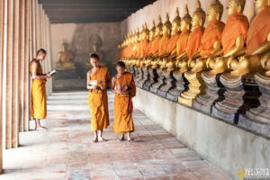петимата тибетци